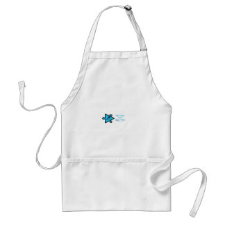 Feel Happy Standard Apron