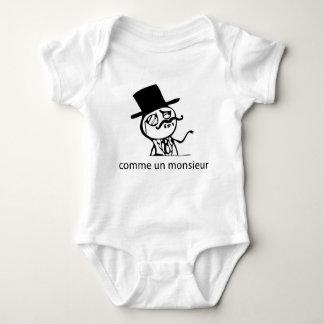 Feel Like A Sir Baby Bodysuit