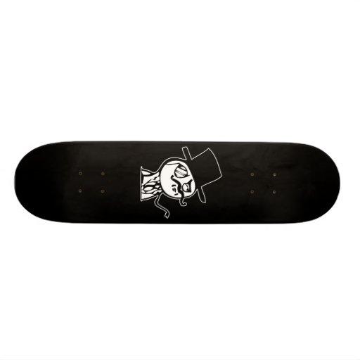 Feel Like a Sir Internet meme comic 20.6 Cm Skateboard Deck