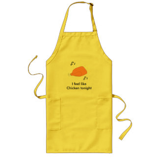 Feel like Chicken Tonight, Long Apron