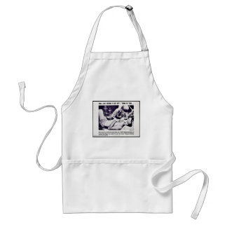 Feel Like Taking A Day Off? Think Of This Aprons