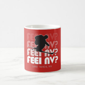 feel NV? (TM) Coffee/Tea Mug