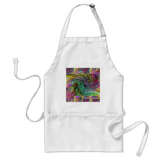Feel presence of SOUL and MIND all the TIME Apron