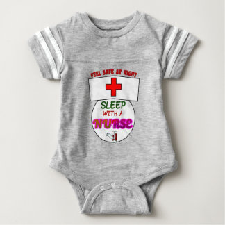 feel safe night sleep nurse, gift for nurses shirt