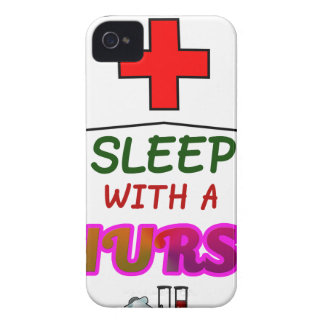feel safe night sleep nurse, gift for nurses shirt Case-Mate iPhone 4 cases