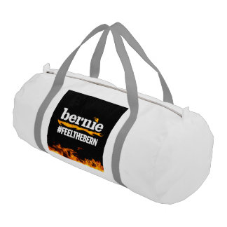 Feel the Bern Gym Bag