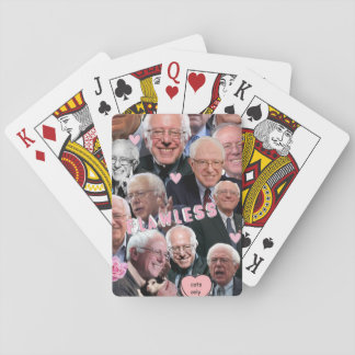 Feel the Bern Playing Cards