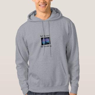 Feel the music hoodie