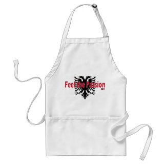 Feel the Passion Standard Apron