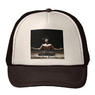 Feel The Power Trucker Hat
