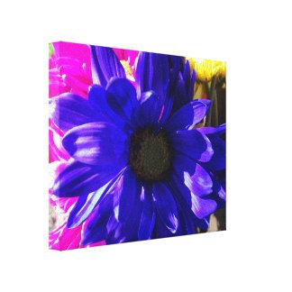 Feelin Blue Canvas Print
