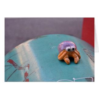 Feelin' Crabby Crab NYC Urban Street Photography Card