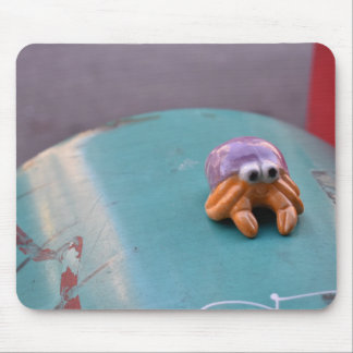 Feelin' Crabby Crab NYC Urban Street Photography Mouse Pad