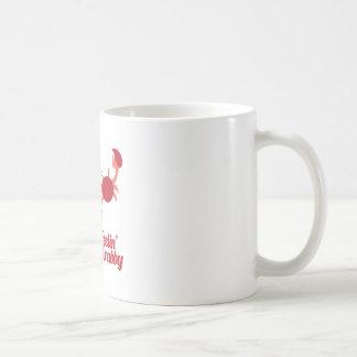 Feelin' Crabby Coffee Mug