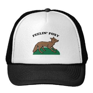 Feelin Foxy Mesh Hat