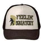 Feelin' Squatchy Mesh Hats