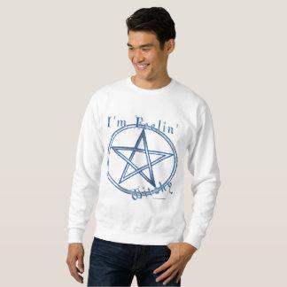 Feelin' Witchy Men's Sweatshirt