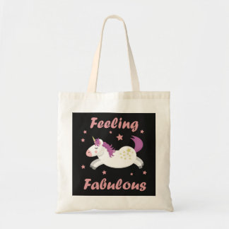 Feeling fabulous tote bag