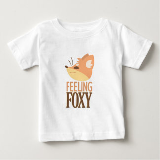 Feeling Foxy Baby T-Shirt