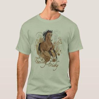 Feeling Frisky Basic T-Shirt