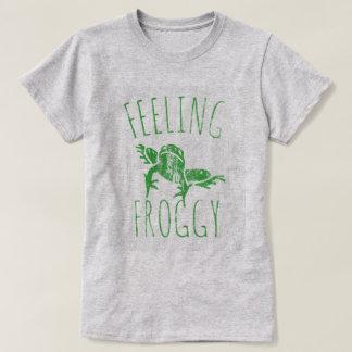 Feeling Froggy Vintage T-Shirt