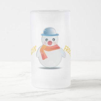 Feeling Frosty Snowman Mug