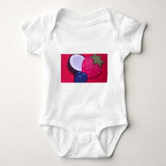 feeling fruity baby bodysuit