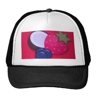 feeling fruity mesh hats