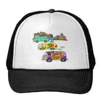 Feeling Groovy Baby Boomer Trucker Hats