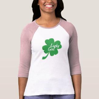 Feeling like a Lucky Girl Tshirt