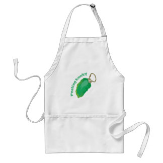 Feeling Lucky Apron