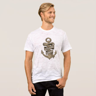 Feeling Nauti : Burnout t-shirt