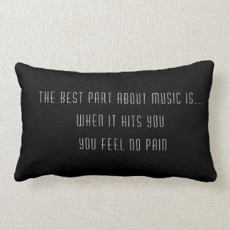 Feeling No Pain Lumbar Cushion
