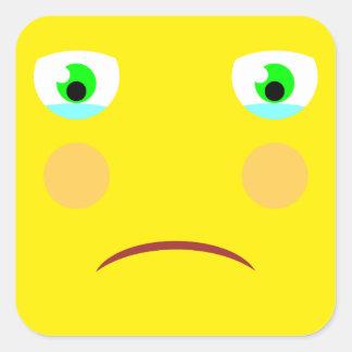 Feeling Sad Stickers
