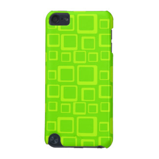 Feeling Sixties Green on Green iPod Case