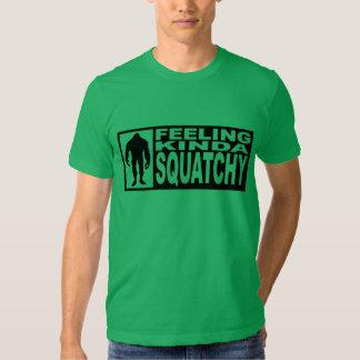 Feeling Squatchy Shirt - Finding Bigfoot