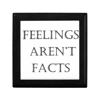 Feelings Aren't Facts Gift Box