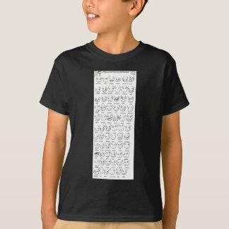 feelings emotions T-Shirt