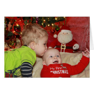 Feels Like Your First Christmas! Card