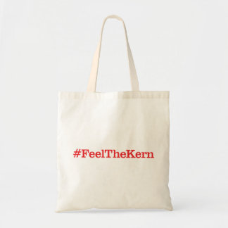 #FeelTheKern Clarendon Red Tote
