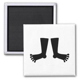Feet Fridge Magnets