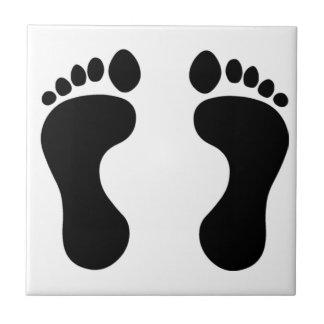 Feet Tile
