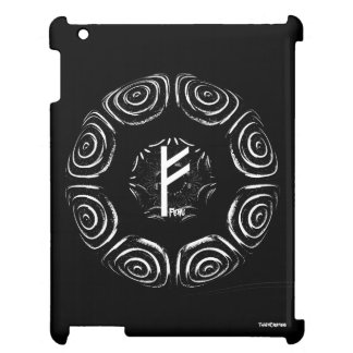 ☼Fehu - Rune of Luck & Prosperity☼ Cover For The iPad 2 3 4