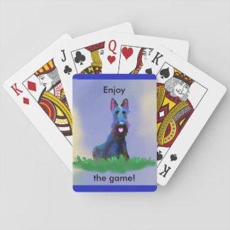 Feisty Scotty Card Deck