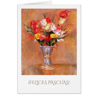 Felices Pascuas. Fine Art Easter Cards in Spanish