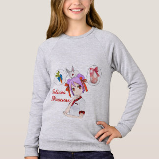 Felices Pascuas (Personalizable) Sweatshirt