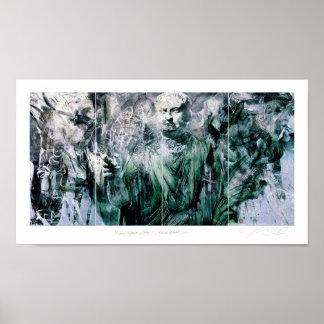 Felicior Augustus/3rd stage/Roman Portrait Series Poster