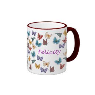 Felicity Ringer Mug