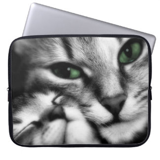 Feline Affection Laptop Sleeve