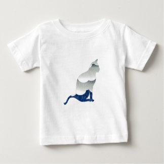 Feline Bliss Baby T-Shirt